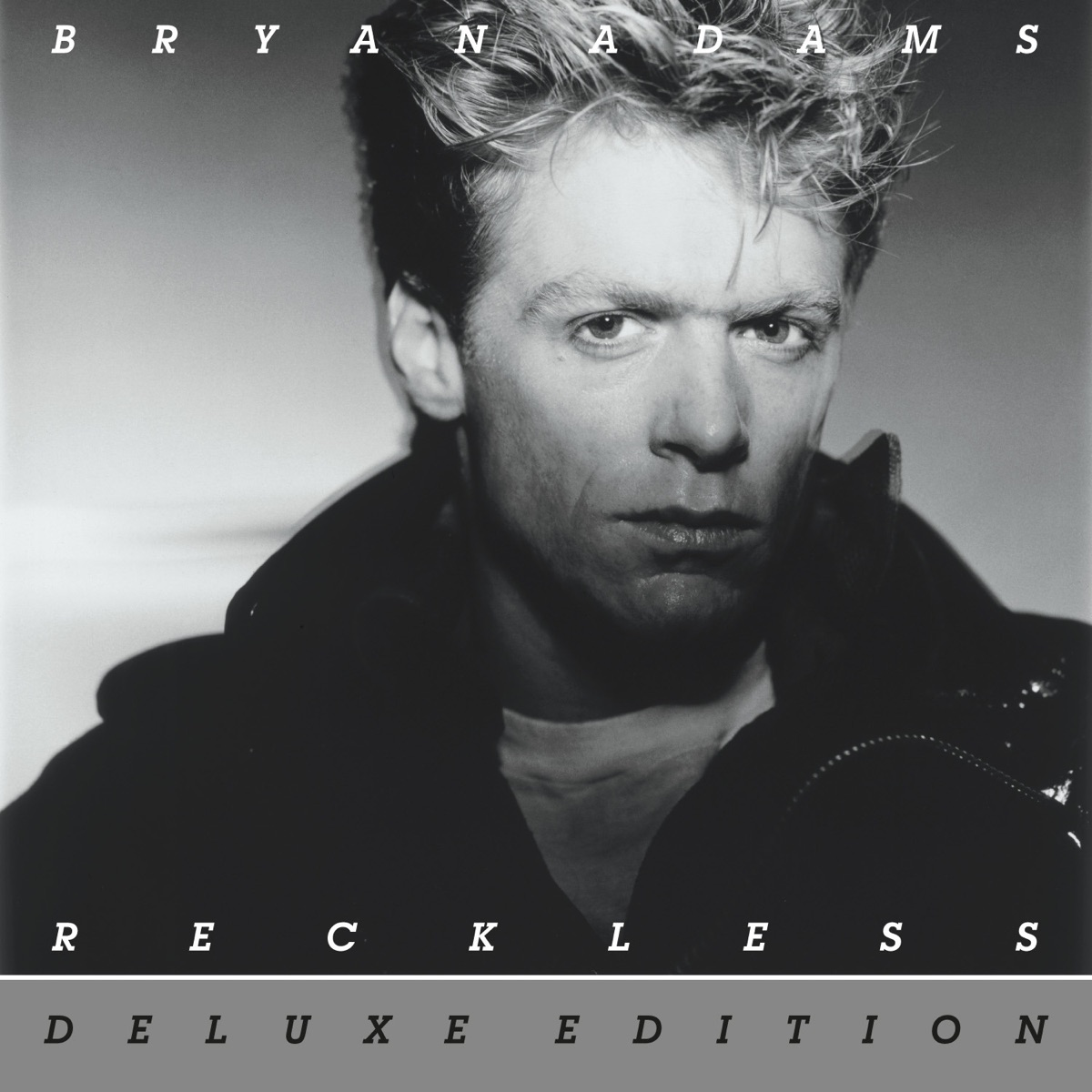 Reckless 30th Anniversary Deluxe Edition Bryan Adams CD cover