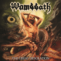 Wombbath - The Great Desolation artwork