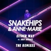 Either Way (feat. Joey Bada$$) [The Remixes] - Single, Snakehips & Anne-Marie