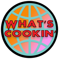Podcast cover art for What's Cookin Podcast