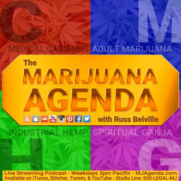The Marijuana Agenda with Russ Belville