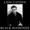 Lion Cayden - Black Diamonds kunstwerk