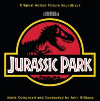 John Williams - Jurassic Park (Original Motion Picture Soundtrack) artwork