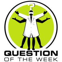 Podcast cover art for Question of the Week - From the Naked Scientists