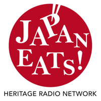 Podcast cover art for Japan Eats!