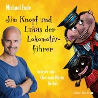 Michael Ende - Jim Knopf und Lukas der Lokomotivführer artwork