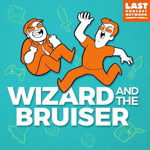 Cover image of Wizard and the Bruiser