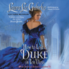 Laura Lee Guhrke - How to Lose a Duke in Ten Days  artwork