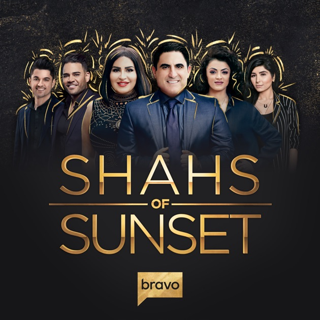 A Date with Destiney - Shahs of Sunset