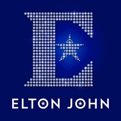 Diamonds - Elton John Album Cover