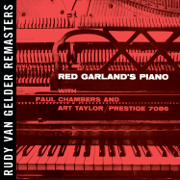 Red Garland's Piano (Rudy Van Gelder Remaster) [feat. Paul Chambers & Art Taylor] - Red Garland - Red Garland