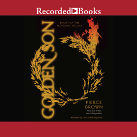 Golden Son: Book II of the Red Rising Trilogy audiobook