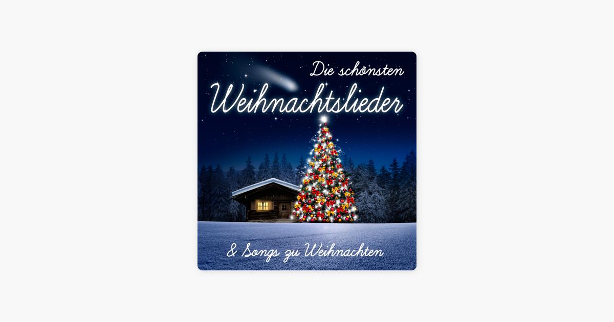"""Die schönsten Weihnachtslieder & Songs zu Weihnachten"""" von Various ..."""