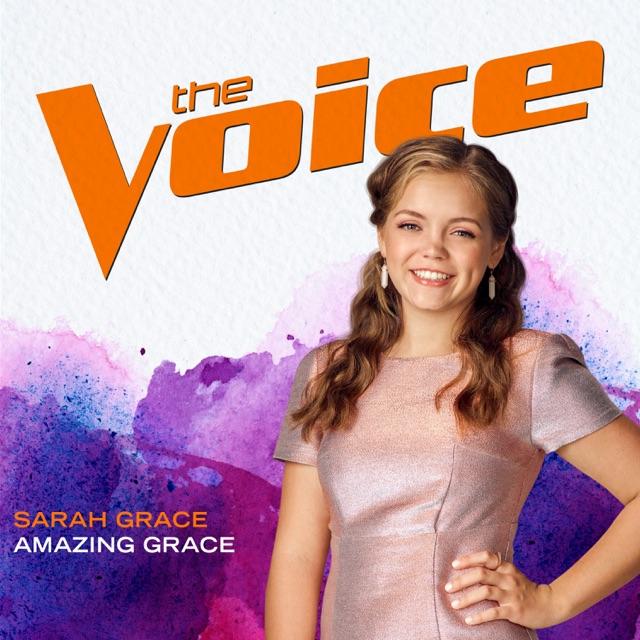 Sarah Grace - Amazing Grace