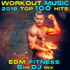 Workout Music 2018 Top 100 Hits EDM Fitness 8 Hr DJ Mix - Workout Electronica & Workout Trance