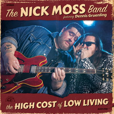 The High Cost of Low Living - Nick Moss song