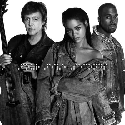 FourFiveSeconds - Single - Paul McCartney