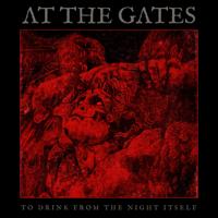 At the Gates - The Mirror Black artwork