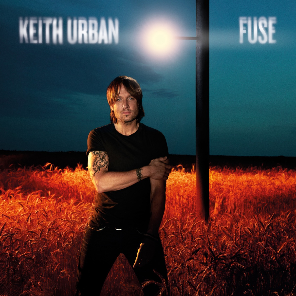 Fuse Deluxe Version Keith Urban CD cover