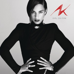 Alicia Keys - Girl On Fire feat. Nicki Minaj