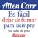 Es fácil dejar de fumar para siempre [It Is Easy to Quit Smoking Forever]: Sin subir de peso [Without Gaining Weight] (Unabridged) - Allen Carr
