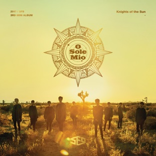 SF9 3rd Mini Album 'Knights of the Sun' – EP – SF9