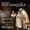 Donizetti: Don Pasquale (Recorded Live at the Met - March 12, 2016), The Metropolitan Opera