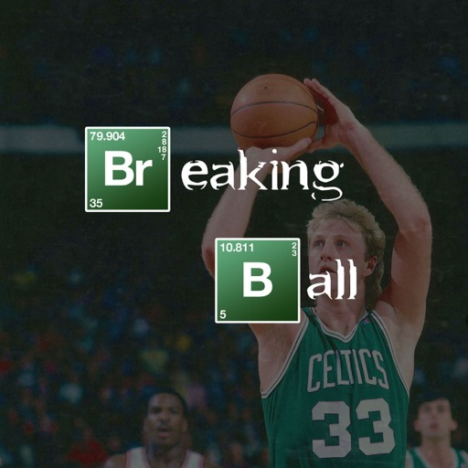Cover image of Breaking Ball Podcast