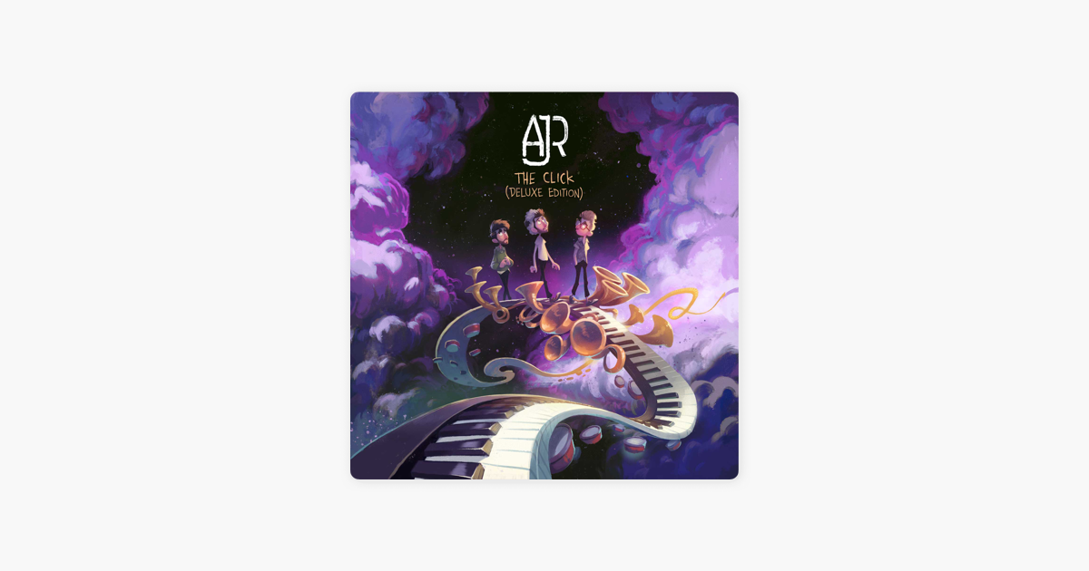 The Click (Deluxe Edition) by AJR