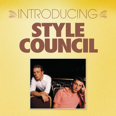 Introducing... The Style Council - EP - The Style Council