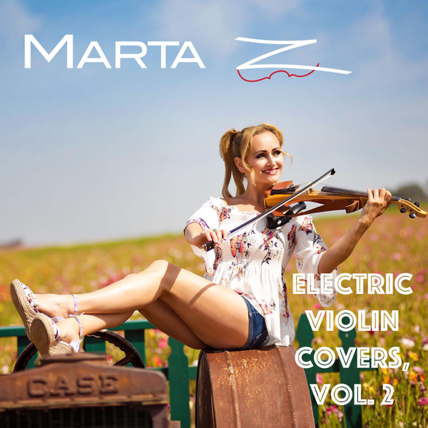 ‎Electric Violin Covers, Vol  2 by Marta Z