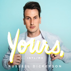 View album Russell Dickerson - Yours (Intl Mix) - Single