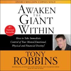 Awaken the Giant Within (Abridged)