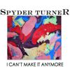 Spyder Turner - I Can't Make It Anymore bild