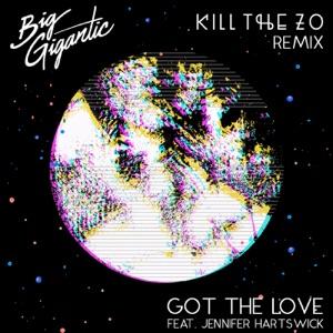 Big Gigantic, Kill the Noise & Mat Zo - Got the Love feat. Jennifer Hartswick