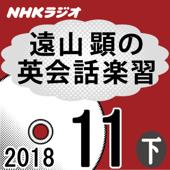 NHK 遠山顕の英会話楽習 2018年11月号(下)