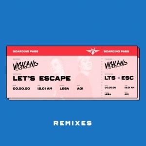 Let's Escape (Remixes) - EP Mp3 Download