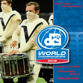 2018 Drum Corps International World Championships, Vol. One (Live)