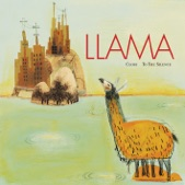 Llama - Three White Cars