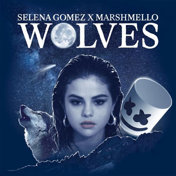 Wolves - Selena Gomez & Marshmello song image