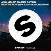 Hear Me Now (feat. Zeeba) [EDX & Nora En Pure Remix] - Alok & Bruno Martini