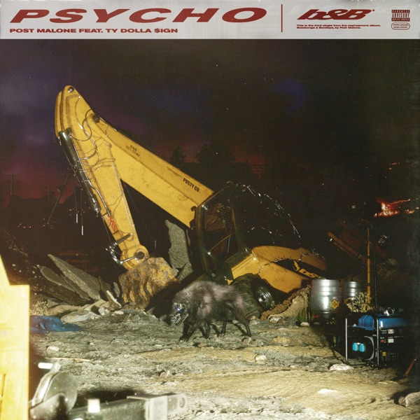Post Malone Feat. Ty Dolla $Ign - Psycho