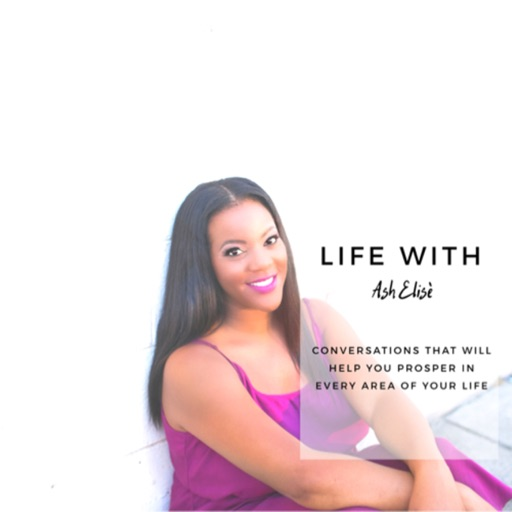 Cover image of Life With Ash Elisé