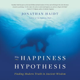The Happiness Hypothesis audiobook