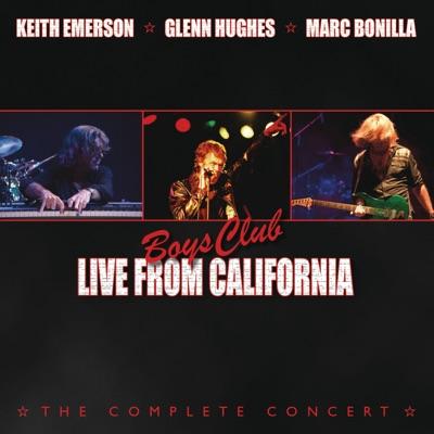 Boys Club: Live from California - Glenn Hughes