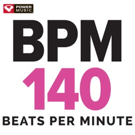BPM - 140 Beats Per Minute (60 Min Non-Stop Workout Mix 140 BPM) by Power  Music Workout