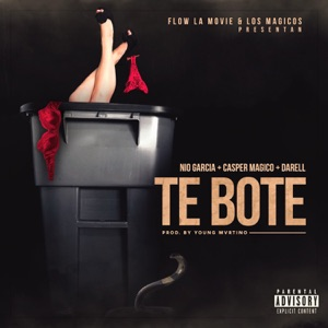 Te Boté - Single Mp3 Download