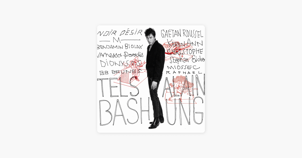 ‎Tels Alain Bashung by Various Artists