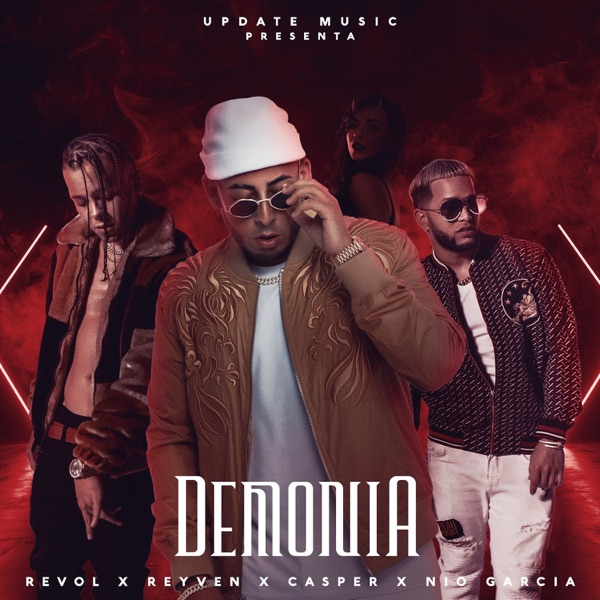 Demonia (feat. Nio García & Casper Mágico) - Single