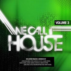 We Call It House, Vol. 3 (incl. Nonstop-DJ Mix by Jochen Pash)